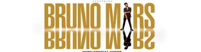 Bruno Mars w Krakowie! Cover