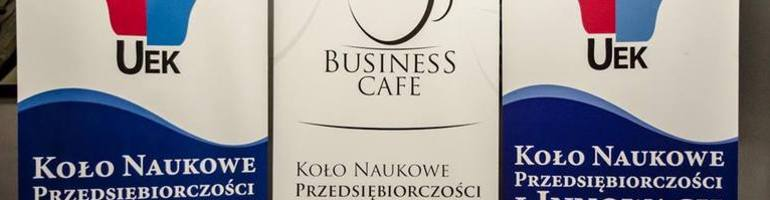 Business Cafe Cover