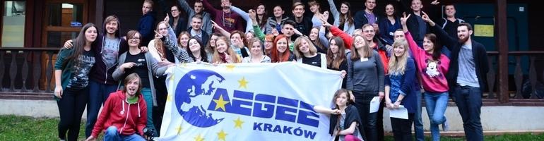AEGEE-Kraków  Cover